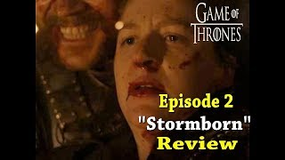 Game of Thrones Season 7 Episode 2 Review / Reaction Breakdown Live Q&A Stormborn Game Of Thrones season 7 episode 2 live stream SAM TARLY WILL ...