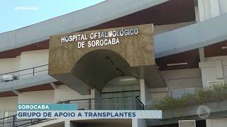 Hospital Oftalmológico de Sorocaba bate recorde de transplante de córneas