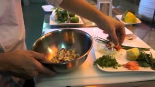 Picot grillé - Poisson du Lagon