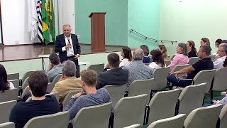 Reunião discute mudanças no curso de medicina da USP e no Centrinho