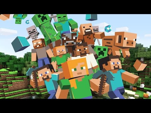 video review - Mojang's block-builder finally makes its way to the PlayStation Vita. How does it hold up?