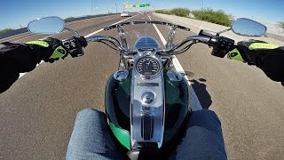 1. 2016 Harley Davidson Road King - Test Ride Review