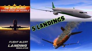 Flight Alert : Impossible Landings Yüklə videosu
