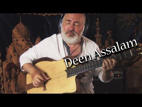 Deen Assalam - versi SABYAN - Igor Presnyakov - classical  fingerstyle guitar - Thời lượng: 4 phút, 13 giây.