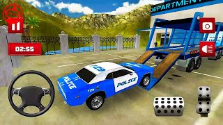 Video Transport Truck Police Cars: Transport Games | #yz Android GamePlay [FHD] MP3, 3GP, MP4, WEBM, AVI, FLV Juni 2018