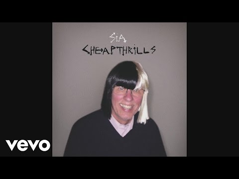 Video Sia - Cheap Thrills (Audio) download in MP3, 3GP, MP4, WEBM, AVI, FLV January 2017