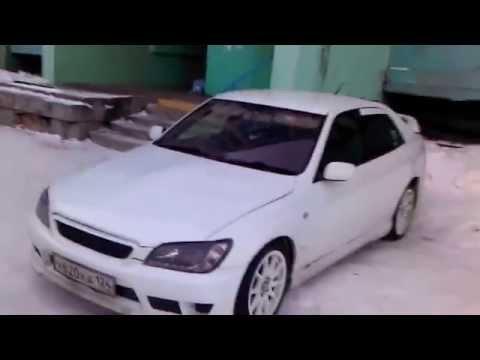 Тойота альтеза краснодарский край фотка