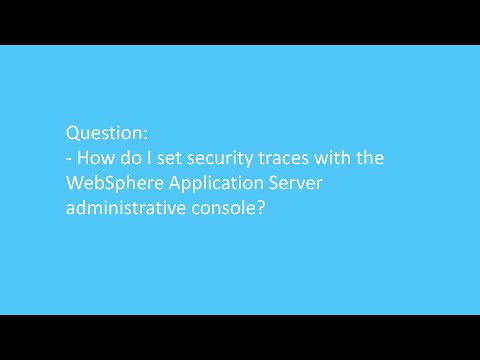 how to enable global security in websphere 7