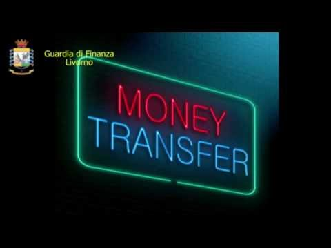 MILIONI IN FUGA DAI MONEY TRANSFER - video GdF