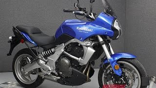 7. 2009  KAWASAKI  KLE650 VERSYS  - National Powersports Distributors