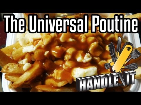 handle - Welcome to Handle It! Today we're attacking the classic Canadian dish, the poutine. Order the cooking arsenal and follow along every week with new recipes: h...