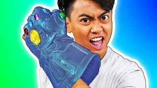 Video DIY Thanos Infinity Gauntlet CANDY! MP3, 3GP, MP4, WEBM, AVI, FLV Juli 2018