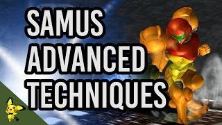 Short guide to Samus' Advanced Techniques – SSBM Tutorials (x-post r/ssbm)