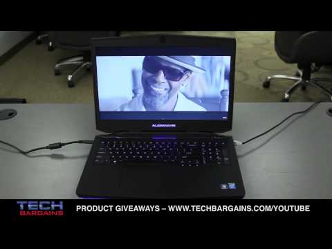 Alienware 17 Gaming Laptop Video Review (HD)