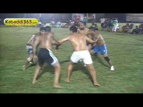 Rurka Kalan (Jalandhar) North India Kabaddi Federation Cup 22 June 2016