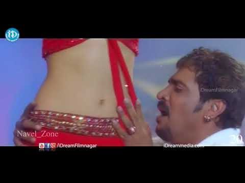 Rare & Unseen Navel Kiss Complitation Part - 4
