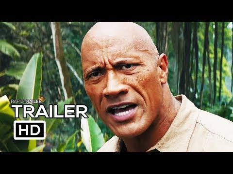 JUMANJI 3: THE NEXT LEVEL Official Trailer (2019) Dwayne Johnson, Kevin Hart Movie HD