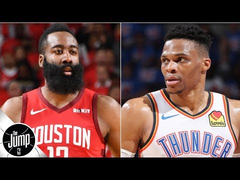 Video: James Harden and Russell Westbrook will not rest much this upcoming season – Bobby Marks | The Jump