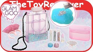 Video Glam Goo Deluxe Pack Slime DIY Holo Holographic Girls Glitter Unboxing Toy Review by TheToyReviewer MP3, 3GP, MP4, WEBM, AVI, FLV Juli 2018