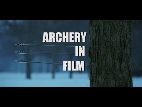 Supercut of Archery in Movies