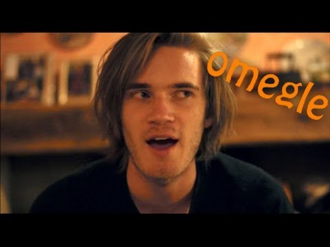 OMEGLE FUNNY REACTIONS - (Fridays w/ PewDiePie)