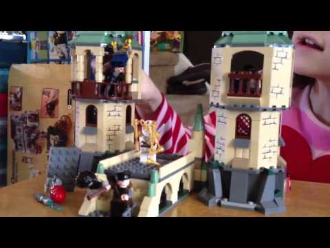 Lego king tut part 1