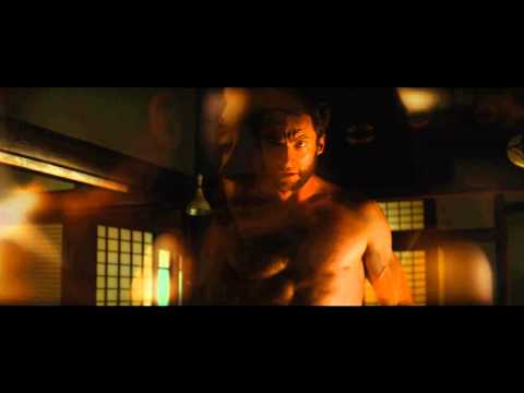 The Wolverine- Look for it on Blu-ray™, DVD and Digital HD