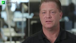 Case Study - Out-of-the-box secure output automation with Microsoft Dynamics and Lexmark