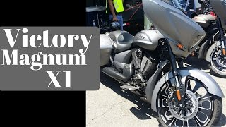 10. Victory Magnum X1 Stealth Edition test ride | Vlog#117