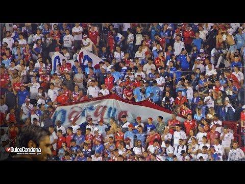 Nacional 2:1 Fenix / Fecha 3 - Apertura 2018 • La hinchada y los Jugadores - La Banda del Parque - Nacional - Uruguay - América del Sur