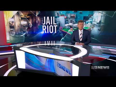 Jail Riot | 9 News Perth