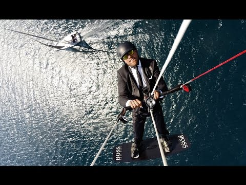 Hugo Boss Skywalk by Alex Thomson
