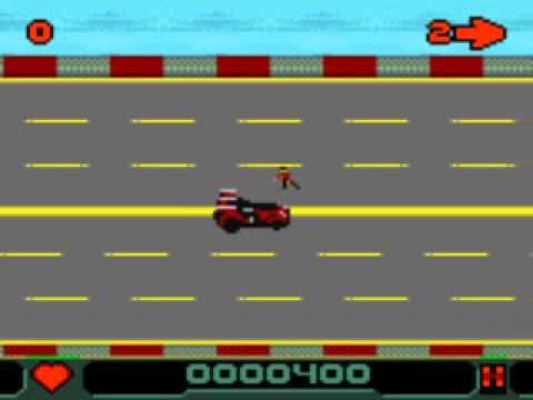 Carmageddon Game Boy