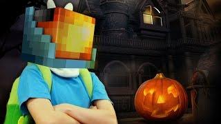Minecraft : Mineplex Halloween Special - I'M FINN THE HUMAN FOR HALLOWEEN!