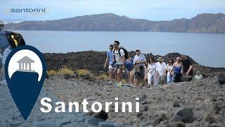 Santorini | The Volcano and the Caldera