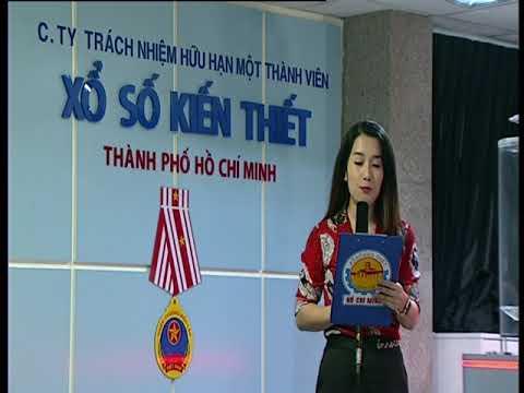 Xổ số kiến thiết TP.HCM || HTV1 || 03/12/2018
