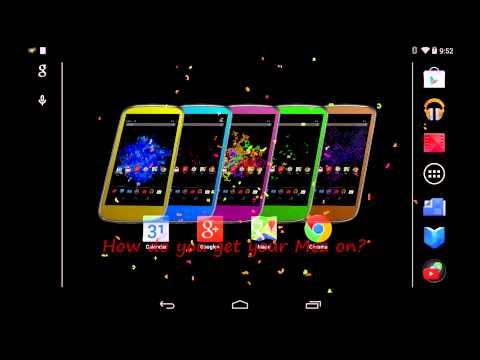 Video of Mez Live Wallpaper
