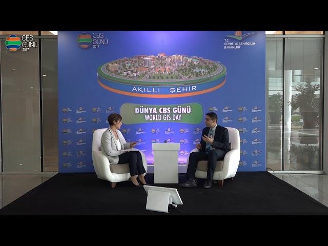 Kayseri Büyük Şehir Belediyesi Daire Bilgi İşlem Daire Başkanı Emre Yaylagül Röportajı