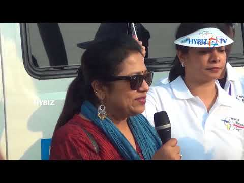 , Actress Poornima Bhagyaraj-World Kidney Day 2018