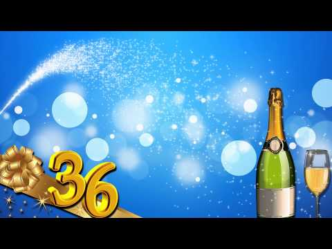 С днем рождения поздравления мужчине 36