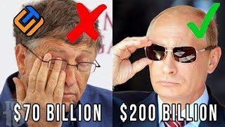 Video GILA..!! Kekayaan Bill Gates Tak Sebanding Dengan 10 Orang Terkaya Di Dunia Ini MP3, 3GP, MP4, WEBM, AVI, FLV Oktober 2018