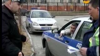 Драка, кавказца, полковника милиции, с гаишниками