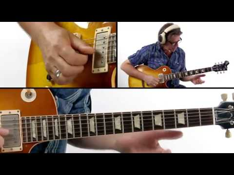 50 Southern Rock Licks – #37 Southern Melodic 1 – Guitar Lesson