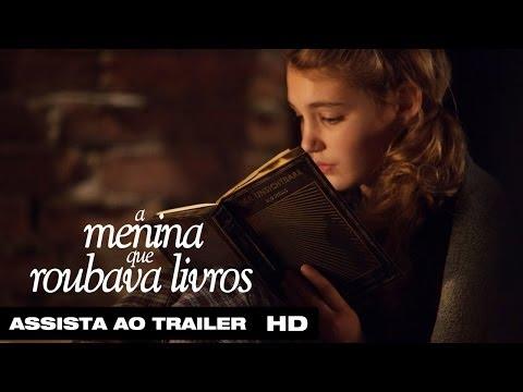 A Menina que Roubava Livros - Trailer Legendado HD