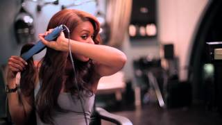 "Angela Christine | Get The Look series | ""Hair Styling Loose Curls from LA Hair"""
