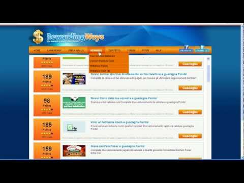 Money online to complete offers
