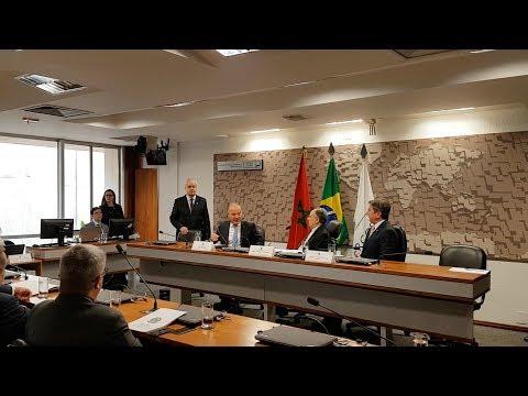 إحداث مجموعة صداقة برلمانية برازيلية مغربية بمجلس الشيوخ البرازيلي
