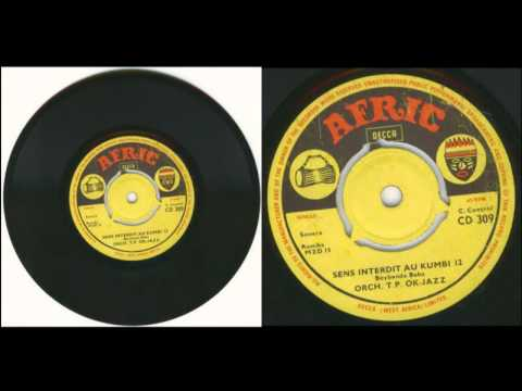 Sens Interdit Au Kumbi 12 (Michl Boyibanda) - Franco & le TPOK Jazz 1974