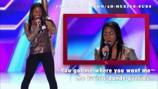 Meet Normani Kordei - The X Factor Audition [5H-MEXICO-SUBS] - YouTube