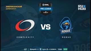 compLexity vs Rogue - ESL Pro League S7 NA - de_train [SleepSomeWhile, JayTB]